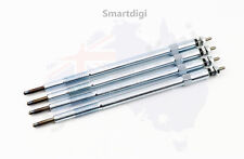 SET OF 4 Glow Plugs For NISSAN PATROL GU NAVARA D22 ZD30 DDTI Turbo Diesel AU