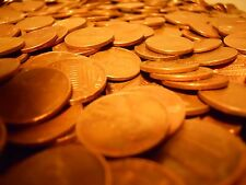 30 LBS Copper Bullion Pennies 1959-1982 US Cents by the Pound W/ Wheat Backs &..
