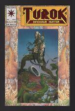 TUROK, DINOSAUR HUNTER – FIRST ISSUE – VOL 1. NO 1. JULY 1993. VALIANT COMICS