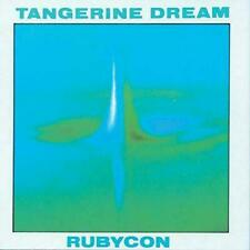 Tangerine Dream Rubycon CD 3 Track Newly Remastered From The Original Tapes (7
