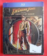 film blu ray steelbook metal indiana jones and the temple of doom harrison ford