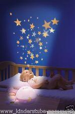 Ab 0 Monate Süßes Chicco Sternenhimmel Gute Nacht Licht mit Musik Projektor rosa
