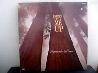 Father Lift Me Up Expressions For His Presence Gospel Music LP Album