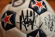 HOLY GRAIL Soccer Ball Autographed By 9 Tampa Bay Rowdies NASL FIFA Cup WOW!!!!