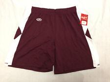 Nwt Rawlings Mens Basketball Athletic Shorts Size Xl