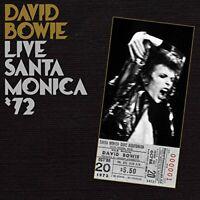 David Bowie - Live Santa Monica 72 [CD]