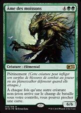 MTG Magic W16 - Soul of the Harvest/Âme des moissons, French/VF