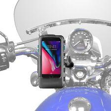 Harley Davidson Apple iPhone 8 wasserdichtes Hardcase mit UNC Lenkerschraube