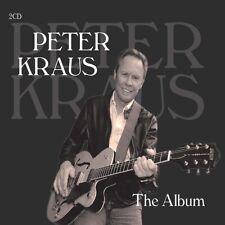 Peter Kraus - The Album - Best of - Original-Aufnahmen [Doppel CD] [2019]