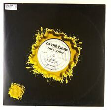 "12"" Maxi - DJ The Crow - Piece Of Mine - D207 - washed & cleaned"