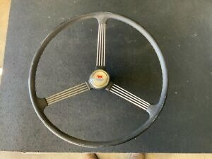 Morris Minor Steering Wheel with Center Cap Made In England