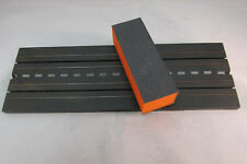 TRACK CLEANING BLOCK ~ WORKS ON AURORA, AFX, TOMY, TYCO, LIFELIKE, & OTHERS