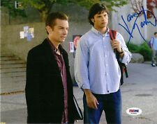 JAMES MARSTERS as BRAINIAC SIGNED 8X10 PHOTO (SMALLVILLE TOM WELLING )PSA DNA