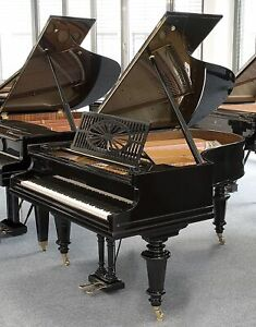 C.Bechstein Grand Piano, A, 185 CM, Used, Everything New 2021