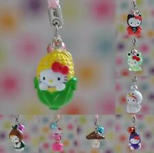 Hello Kitty Mobile Phone Charms with Bell