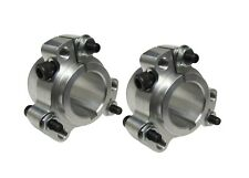 "(2) 1"" Go Kart Drift Trike Live Axle Billet Aluminum Rear Wheel Hubs w/Hardware"