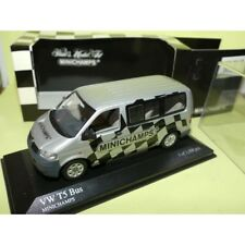 """VW COMBI T5 BUS Gris « Minchamps"""" MINICHAMPS 1:43"""