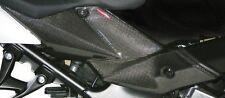 Suzuki GSR750 GSX-S750 15 16 Lower Side Panels Pair - Powerbronze Carbon Fiber