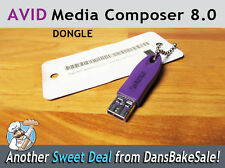 Avid Media Composer Version 8 Dongle MC 8.0