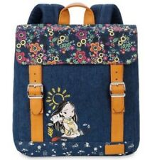 Disney Animators' Collection Backpack Bag - New Denim