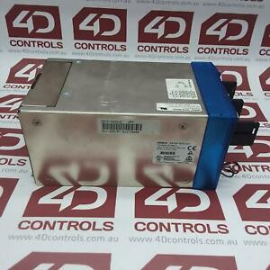 S8VM-60024C   Omron   Power Supply, Switching, 100-240 VAC Input, Used