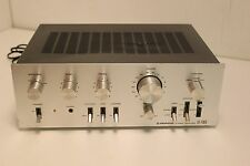 Pioneer SA-7500 II Integrated Amplifier tested in good working condition