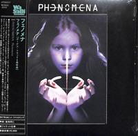PHENOMENA-S/T-JAPAN MINI LP CD BONUS TRACK F83
