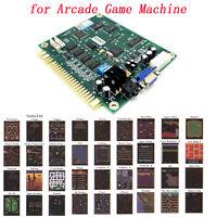 Classic 60 In1 Vertical Multi Arcade Game Board JAMMA Board CGA / VGA Output New
