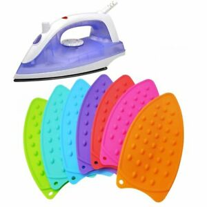 Heat Resistant Silicone Rest Pad Ironing Board Iron Coaster Hot Iron Mat