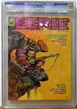 EERIE Magazine #26 CGC 9.8 Warren 1970 Gogos & Vaughn Bode cover HIGHEST GRADED