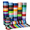 25 Yards 6mm to 50mm Satin Ribbon Gift Bow Wedding Party Craft Xmas Decoration