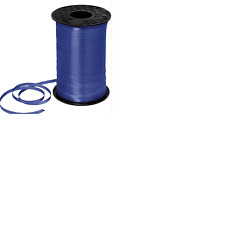 Car Dealer 3/16 Curling Blue Ribbon Spool Balloon String 500 Yard Party