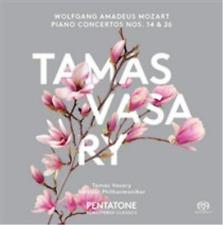Wolfgang Amadeus Mozart: Piano Concertos Nos. 14 & 26  SACD NEW