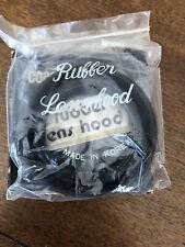 Coastar 52mm Soft Rubber Lens Hood