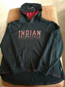 Indian Motorcycle Women's hoodie, New without Tags, XXL
