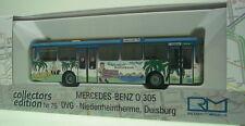 1:87 Rietze MB O 305 / DVG Duisburg - Niederrhein Therme