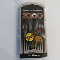 Disney Countdown to the Millennium Series #16 Tarzan Pin