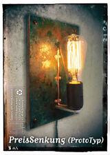 Objektmöbel ungewöhnliche Lampen aus Eisen