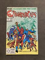 Thundercats 1 2nd Print Price Variant Canadian 1st Appearance App VF/NM