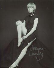 Joanna Lumley Signed Photo - BEAUTIFUL!! - B911