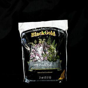 Black Gold Charcoal 2 quarts (2.2 L) Bag