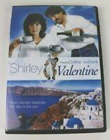 Shirley Valentine DVD 2007 1989 Widescreen Comedy Pauline Collins Tom Conti