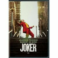 Joker (DVD, 2019) 2 Disc Set Joaquin Phoenix Brand New & Sealed FREE SHIPPING