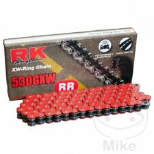 Rk Xw-Ring Chain Rt530Gxw/110 Chain Open With Rivet Link For Kawasaki Gpx 750