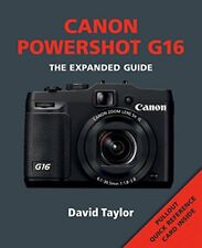 NEW Canon Powershot G16 Expanded Guide: Ammonite Camera Book/Extended Manual