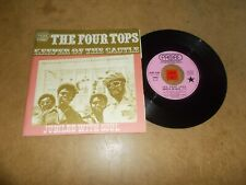 THE FOUR TOPS - KEEPER OF THE CASTLE - JUBILEE WITH SOUL   / LISTEN - FUNK