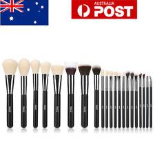 Pro 21Pcs Make up Brush Set Face Powder Blusher Foundation Kabuki Contour Brush