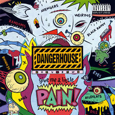 Dangerhouse vol 2: Give me a little pain!/Alley Cats Black randy rhino 39 OVP