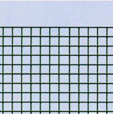 RETE ELETTROSALDATA ZINCATA PLASTIFICATA virnet H 100 cm METALLICA MT 25 12x12