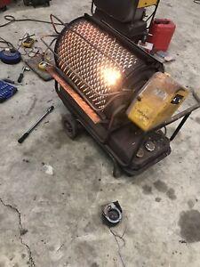 Infrasun Ir Garage  Heater Nozzle  ONLY Genuine Part Parrafin Diesel